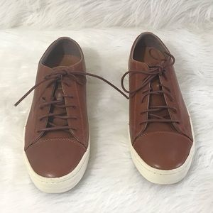 Cole Haan Grand OS Trafton Luxe Cap Tie Sneaker